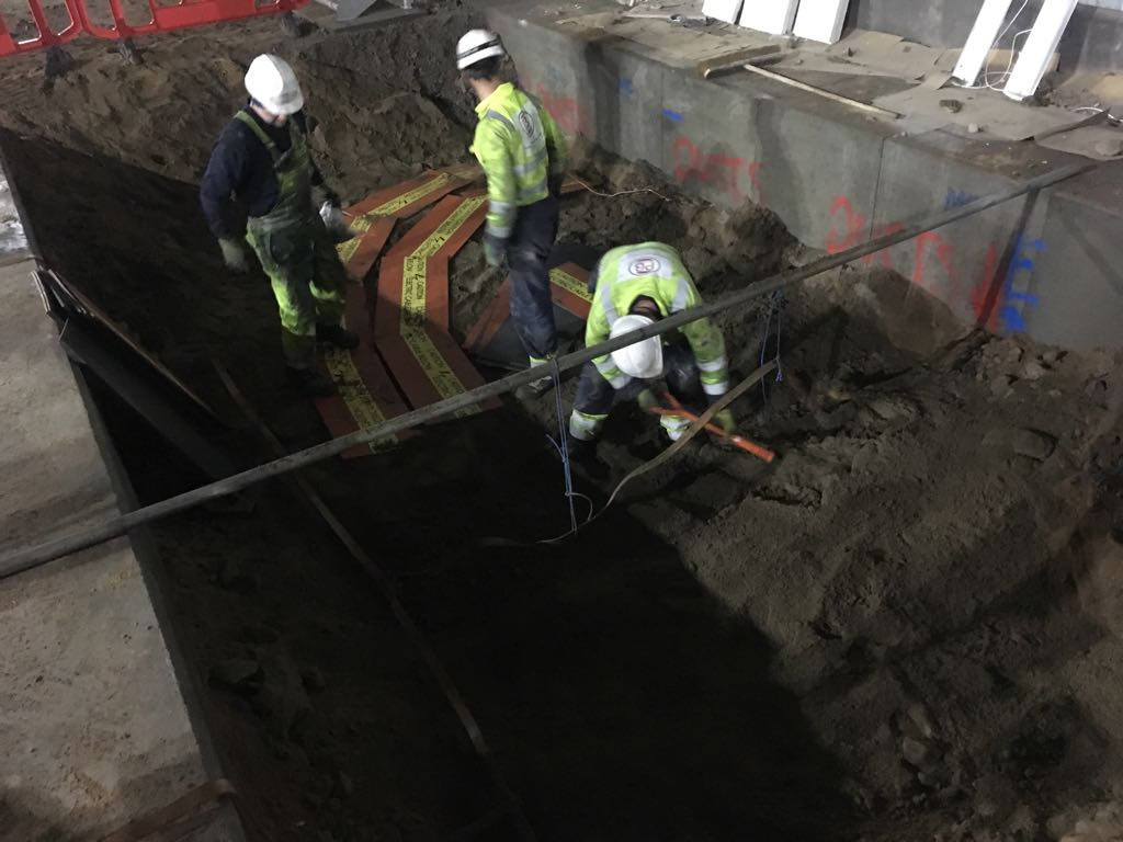Cable installation Scotland